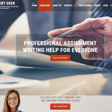 Assignmentgeek.com.au Review