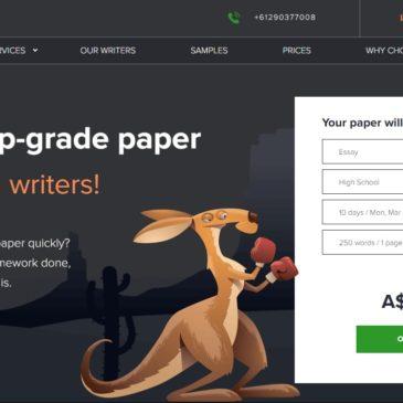 OzEssay.com.au Review